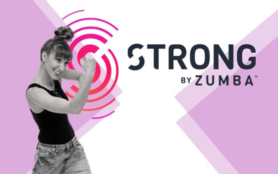 Zadbaj o Formę z STRONG by ZUMBA