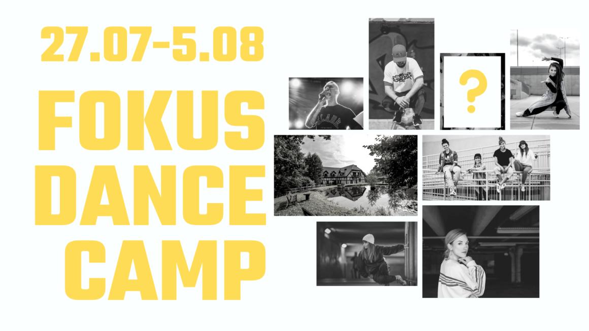FOKUS DANCE CAMP 2020